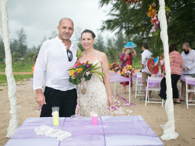 Wedding Celebrant Phuket Vow Renewal
