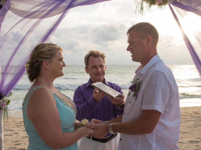 Phuket Wedding Vow Renewal for Hayley & Colin