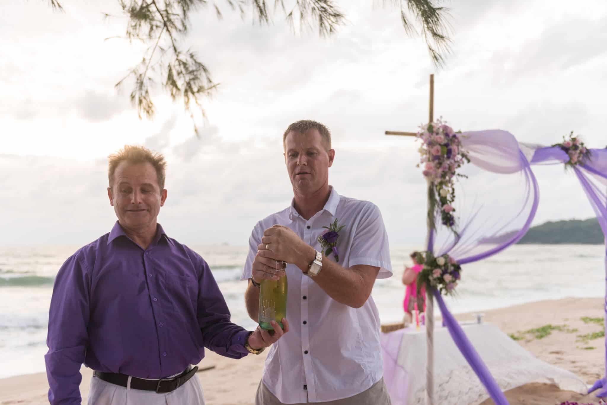 Phuket Wedding Vow Renewal 2