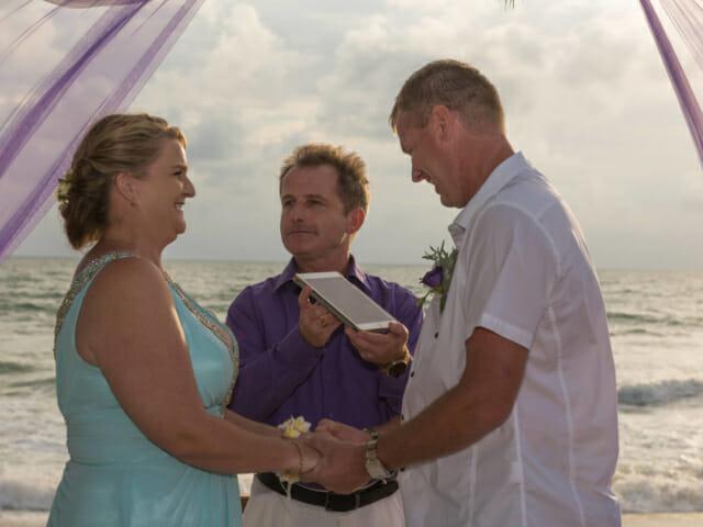Wedding Celebrant Phuket
