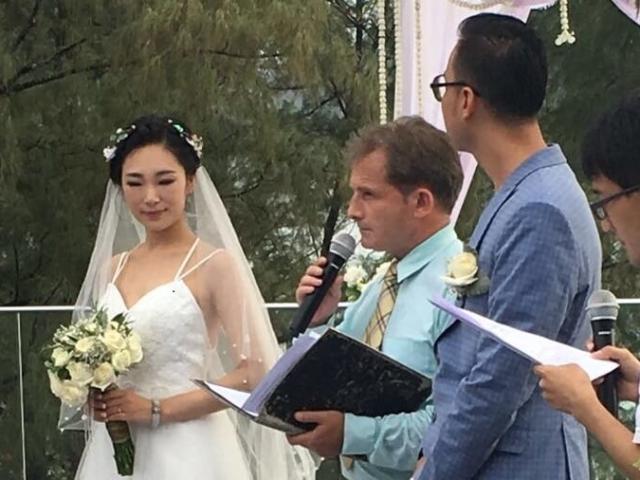 Wedding Celebrant Phuket Chinese Wedding Ceremony