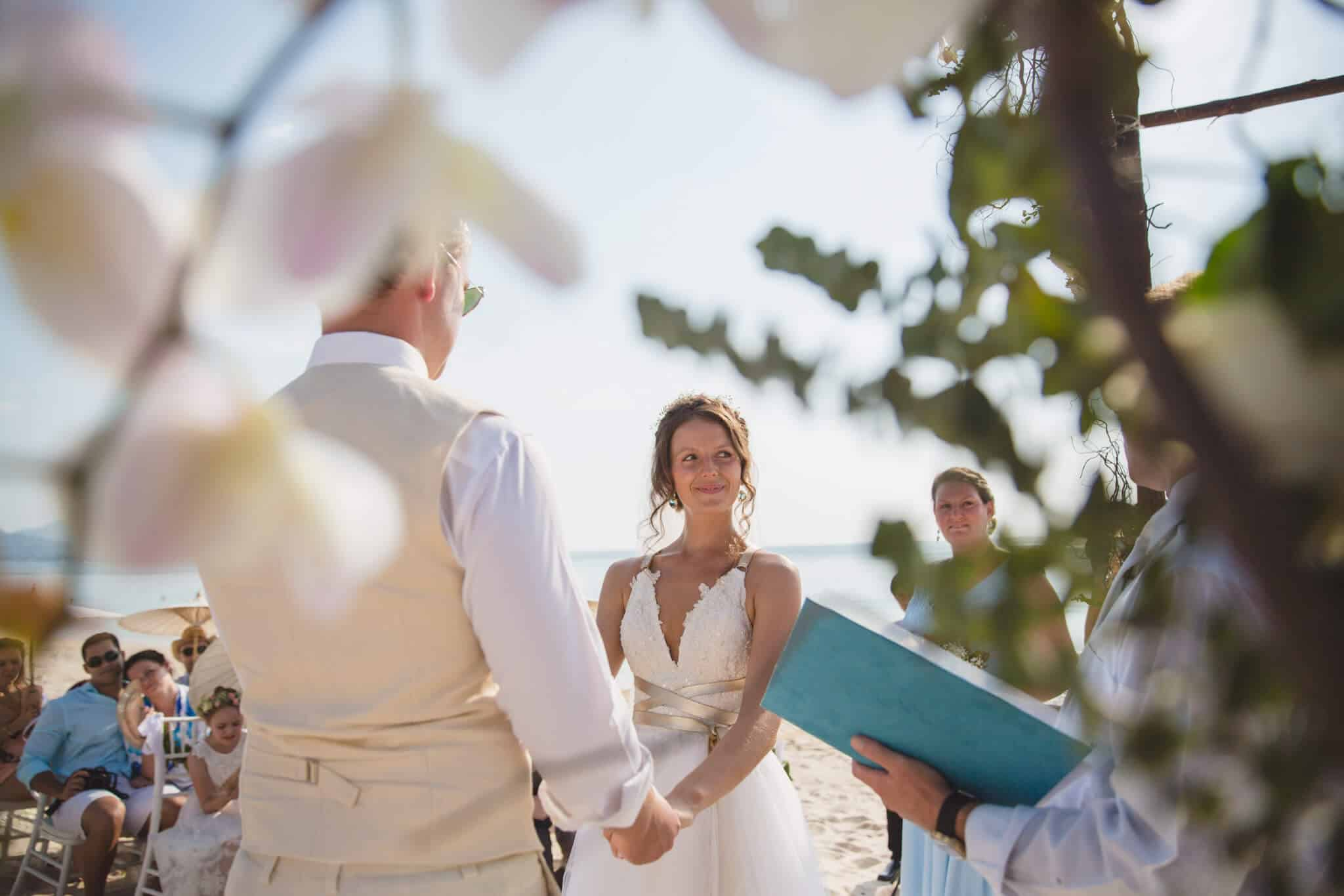 Beach Destination Wedding Celebrant Phuket 10
