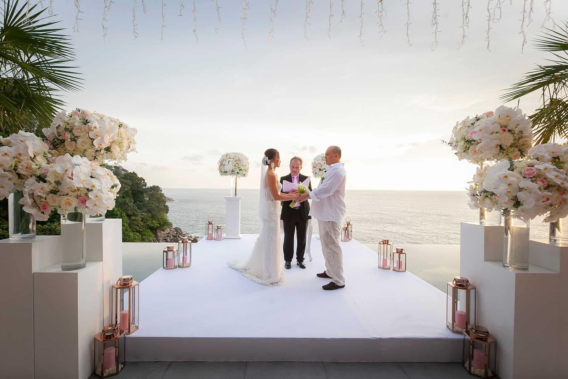 Villa Wedding Ceremonies