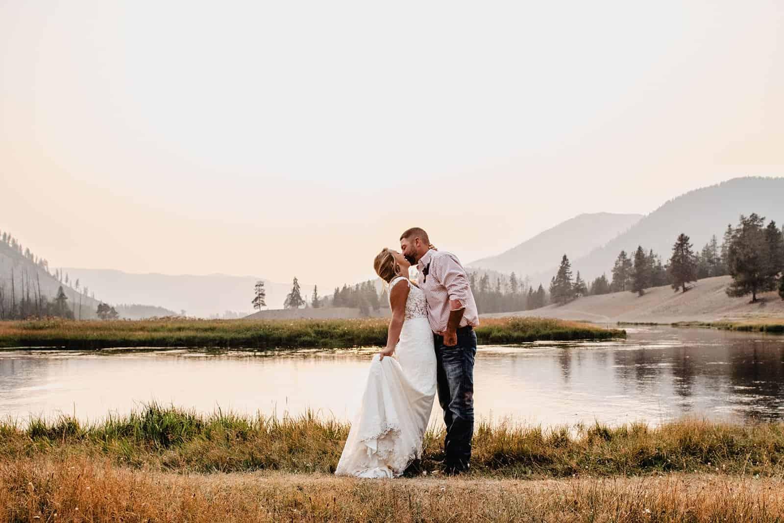 Yellowstone-summer-elopement 54 Jpg