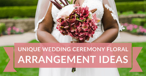 Wedding-ceremony-floral-arrangement-1 Png
